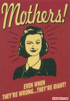 mothers!